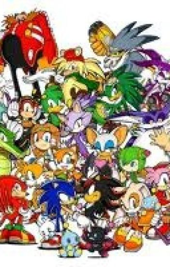 Sonic tails and cream comics