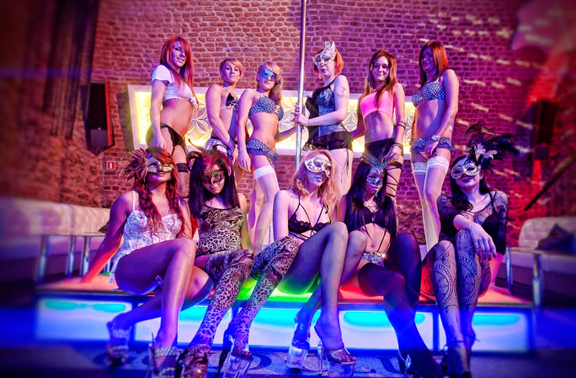 Strip clubs in krakow