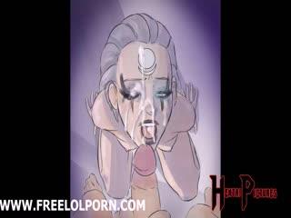 Futa hentai girl porn