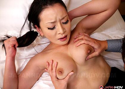 Vpondo stricken woman teacher mizuna rei